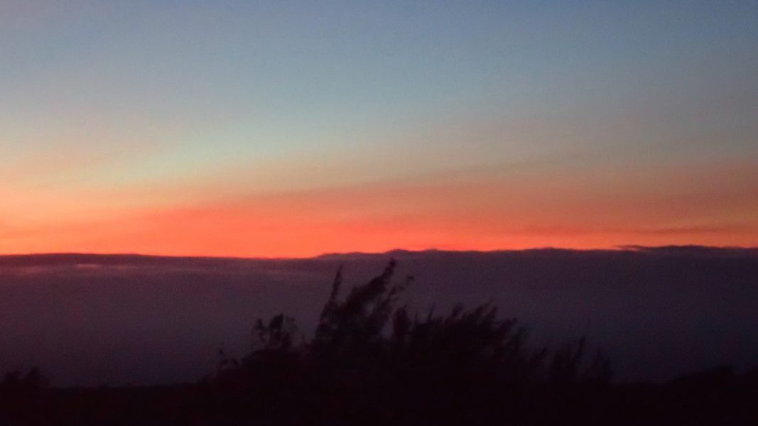 Orange Pink Sunrise
